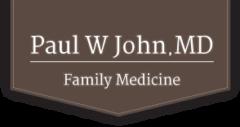 Paul W John, MD